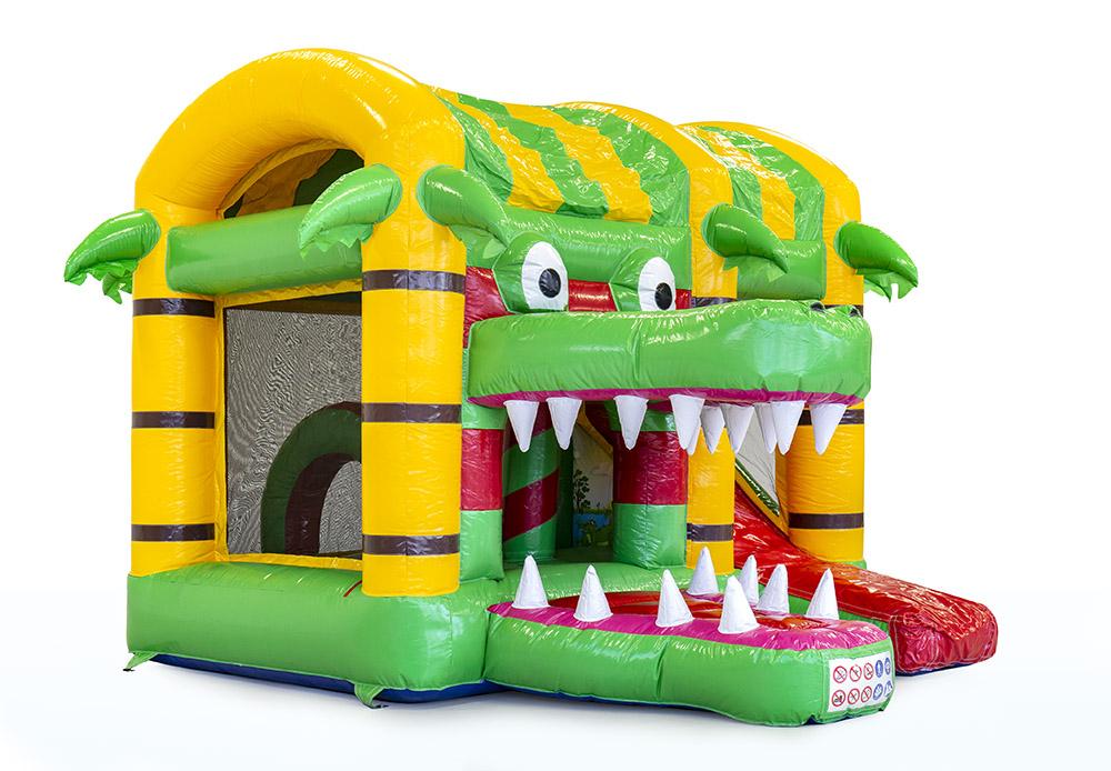 location chateau gonflable crocodile haute-savoie